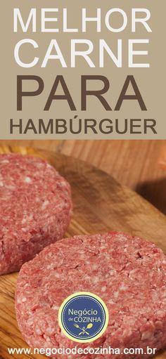 Aprenda qual é a melhor carne para você fazer hambúrguer!  Com essa dica você vai conseguir fazer os melhores hambúrgueres para vender e ganhar muito dinheiro!  Vem ver!  #hamburguer #hamburguergourmet #hamburguerartesanal #receitas #ganhardinheiro #trabalharemcasa #façaevenda #hamburgueria #hamburgueriagourmet