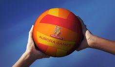 дизайн логотипа, фирменный стиль, айдентика, брендирование волейбольного мяча
