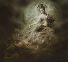 Quan Yin; Compassion