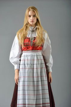 Bunad Rånadstakk Folk Costume, Costumes, Mittens, Norway, Scandinavian, Ethnic, Bridal, Mars, How To Wear