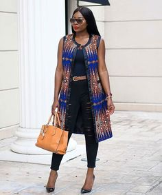 Super Stylish Ankara Jackets For Queens African Fashion Designers, Latest African Fashion Dresses, African Print Dresses, African Print Fashion, Africa Fashion, African Dress, Ankara Fashion, African Prints, African Fabric