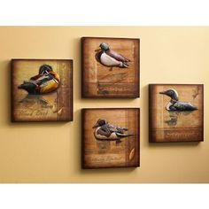 Elegant In Briannas Room Have A Pink 3d Canvas Things From Nature Attachted To  Canvas. Outdoor ClothingHunting StuffDuck Hunting DecorHunting CabinBathroom  ...