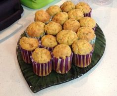 Recipe Carrot and Banana Muffins by Kim Spence - Recipe of category Baking - sweet