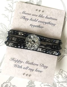 Gifting Made Gorgeous: Sarah Millsop's Mother's Day Bracelet and Gift Card - Create & Craft Blog