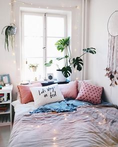 Sweet bed room https://www.instagram.com/josefindahlberg.se/?hl=sv