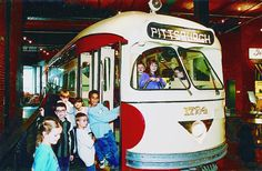 Discover 250 years of Pittsburgh history at the Senator John Heinz History Center.