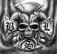 B.L.S. Black Label Society by RobertoToderico