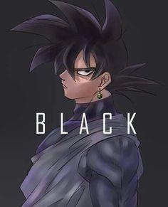 I'm reeeeeaallly freaking tempted to make a Goku Black and Frieza Oneshot now……. Black Goku, Black Dragon, Zamasu Black, Mega Anime, Dbz Memes, Dragon Ball Z Shirt, Goku Wallpaper, Black Picture, Fanart