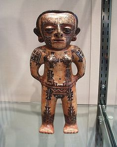 Pre-Columbian art from Costa Rica in the Denver Art Museum by Miguel C, via Flickr