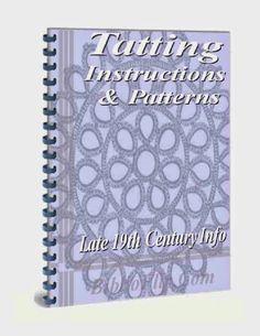 Tatting Instructions and Patterns - Luis Cachon - Picasa Web Album