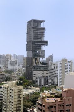 worlds most expensive house... a shame it is so ugly
