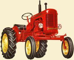 Massey Harris Tractors Massey Ferguson