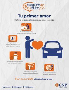#GNP #seguros #auto #seguroentuauto #consejos #mantenimiento #póliza