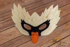 Odette die Swan-Maske von HuntingFaeries auf Etsy