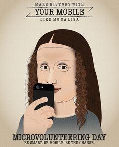 Mona Lisa, Concept, History, Disney Characters, Digital, Art, Art Background, Historia, Kunst