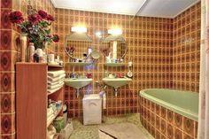 Badkamer jaren 70