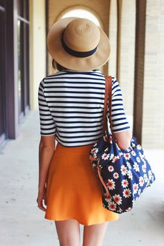 Flowers & Stripes - Steffy's Pros and Cons