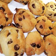 Crisp edges, chewy middles, and so, so easy to make. Try this wildly-popular chocolate chip cookie recipe for yourself. Chocolate Chip Cookies Allrecipes, Chip Cookie Recipe, Chocolate Chip Recipes, Peanut Butter Cookies, Cookie Recipes, Chocolate Chips, Blueberry Cobbler Recipes, Vegetarian Chocolate, Eat