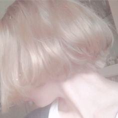 my hair ✨