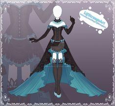 [Open] Adoptable Outfit Auction 127 by LifStrange.deviantart.com on @DeviantArt