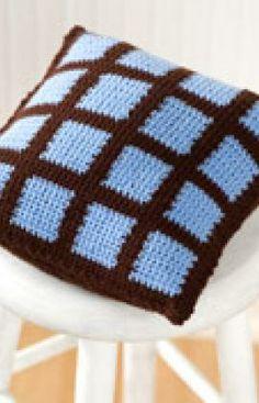 1000 Images About Crochet Almohadones On Pinterest