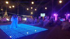 Pista Pixel RGB Cancun Weddings