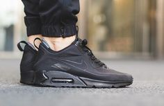 Nike Air Max 90 Mid Winter Green Basket Homme