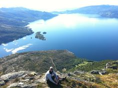 A hike at Stigs cabin, Hardanger
