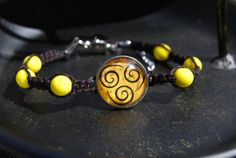 Air Nomad Bracelet from Avatar the Last Airbender by SubtleNerd, $20.00