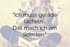 Das mach ich am #liebsten...