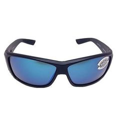 2ea8aa35049c1 Costa Del Mar AT 01 OBMP Cat Cay Sunglasses 580P Frame Blue Lens