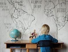wall map @mer_mag