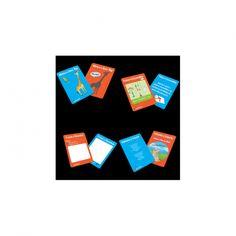 Mini GameMímica,Desenho,Palavrase CançõesCartas: 52 páginasIdade…