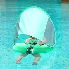 Bring Joy To Your Baby In The Water With This Colorful Baby Swimming Ring! Want to help your little one enjoy swimming this summer? Our Inflatable Baby Swimming Ring allows you to safely introduce . Swimming Pool Toys, Baby Swimming, Baby Swim Float, Siege Bebe, Inflatable Float, Swim Training, Learn To Swim, Swim Lessons, Baby Safety