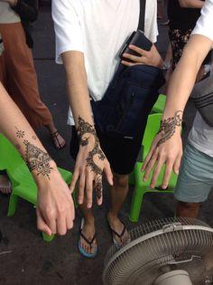 Henna by Mam khaosan road