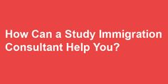 Study in a foreign country is an exciting experience. Every year, many students migrate to their dream university or college located in another country. Before this exciting experience, students have to go through a complex immigration process that may lower down your anxiety.