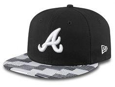 Digi Flag Atlanta Braves Snapback Cap by MLB x NEW ERA