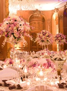 Reception Flowers/Inspire Me