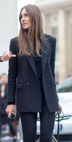 Icone di stile minimal chic: il look di Giorgia Tordini | MisStrawberryFields