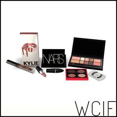 Kylie & NARS Make-up Set for The Sims 4