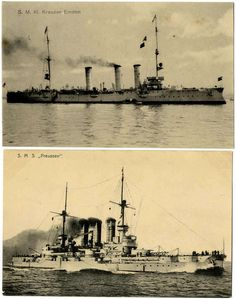 Ships, 20 picture postcards Imperial navy, good condition  Dealer Hadersbeck Auction  Auction Starting Price: 140.00EUR