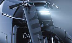 극단적 디자인의 모터사이클 - 제품으로 보는 세상의 안테나, 펀테나