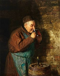 Eduard von Grützner festmények   Journal.Beer - Daily News & Elemzés
