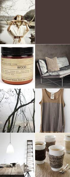 STIL INSPIRATION: Autumn mood - Brown