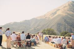 Figueroa Mountain Farmhouse Wedding by Jake and Necia Odening (via the Central Coast Wedding Standard Inspiration Blog)