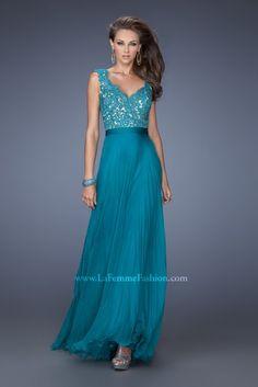 La Femme Dresses - 2014 Prom Dresses - International Prom Association #ipaprom
