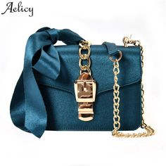 f5d1d1c7c69b Aelicy New Arrival Shoulder Crossbody Bags for Women Leather Luxury  Messenger Bags Women Bowknot Chains Flap Bag Ladies Fashion-in Shoulder  Bags from ...