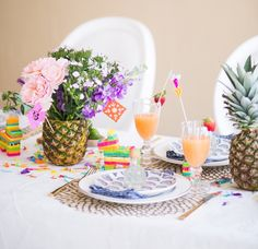 These Tablescapes Will Totally Inspire Your Next Party