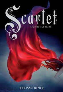 .: Mi Reflejo en el Papel :.: Reseña: Scarlet - Marissa Meyer