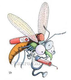 Mosquito - Laura Zarrin